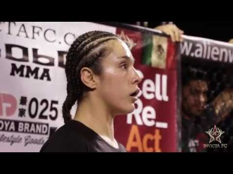 Invicta FC 18: Alexa Grasso Post-Fight Interview