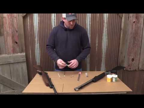 Cap-chur Rifles and Syringes