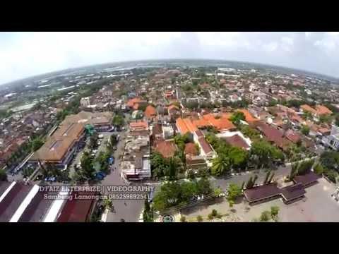 Lamongan Megilan (sky view)
