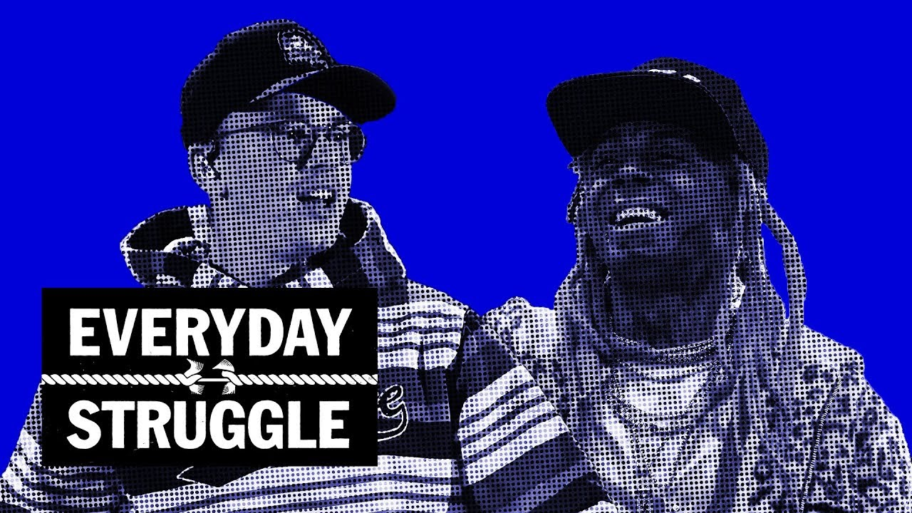 Wayne & Logic Album Expectations, Nicki Sabotaged Cardi & Future 'Drip' Collab? | Everyday Struggle
