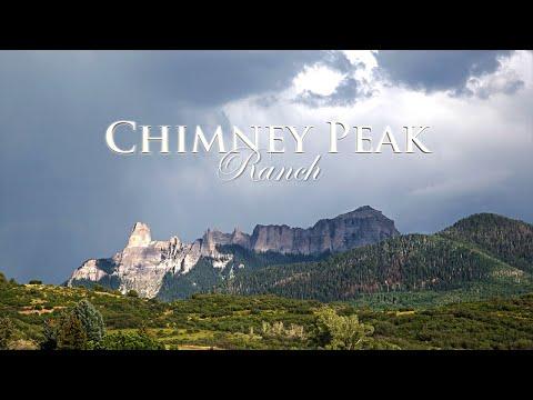 Chimney Peak Ranch • Ouray County, Colorado