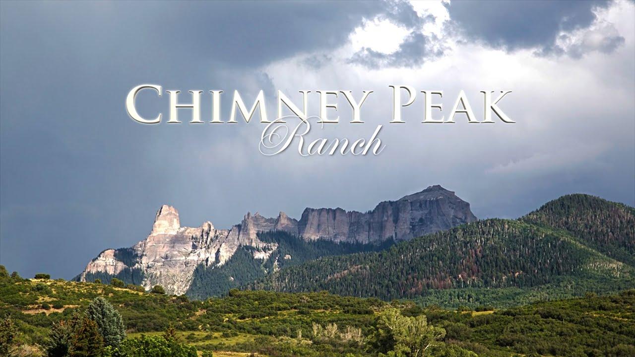 chimney peak ranch u2022 ouray county colorado youtube rh youtube com