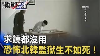 抱頭痛哭求饒都沒用 「往死裡打」恐怖北韓監獄讓你生不如死! 關鍵時刻 20170622-4 朱學恒 黃世聰