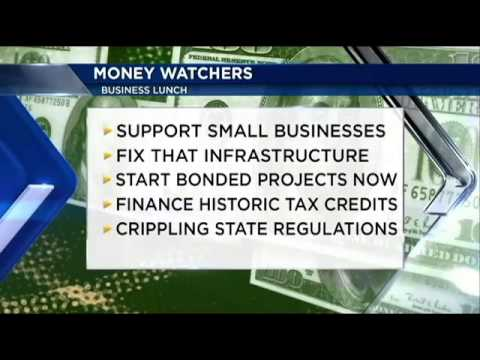 Business Lunch: Improving RI's economy