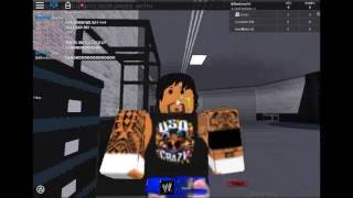 THE USOS ENTRENCE (in roblox)