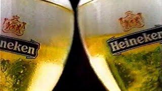 1994年ごろのハイネケンビールのCMです。飲みたい人と、飲みたい時に ハ...
