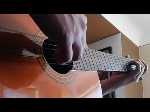 HALLELUJAH (ALELUYA) Fingerstyle Guitar Cover LEONARD COHEN - BON JOVI