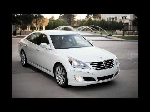 Real World Test Drive Hyundai Equus