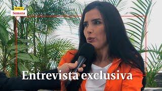 Entrevista Aida Merlano habla desde Venezuela sobre sus declaraciones en exclusiva | Vicky en Semana