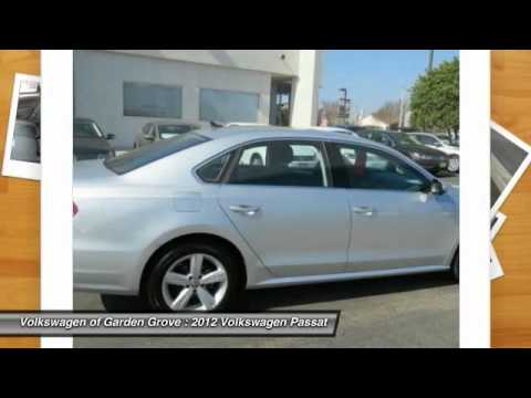 2012 Volkswagen Passat Garden Grove CA 17230