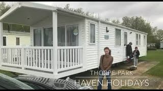THORPE PARK haven