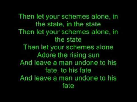 ye jacobites scocha lyrics
