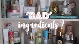 'Kötü' İçerikler❓❗️ │ Paraben, Mineral Yağ, Silikon, Parfüm... Dikkat etmemiz gereken içerikler