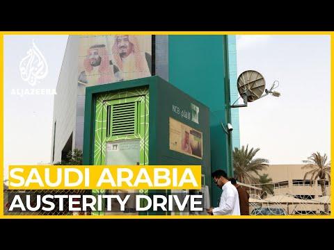 Saudi Arabia announces new austerity drive