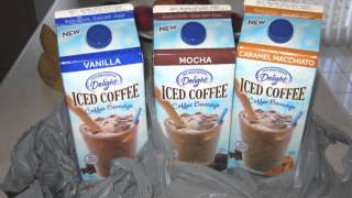 Becoming a BzzAgent and a Review of International Delight Iced Coffee