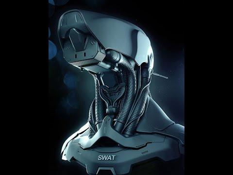 Robot World 2098  Best Fantasy SCi fi Movies