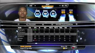 All Nba Team Players : 2k14 - Ultimate Gaming Network