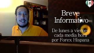 Breve Informativo - Noticias Forex del 19 de Octubre del 2017