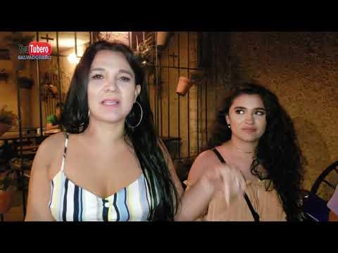 Comiendo Pupusas con la Familia Zelaya Youtubero Salvadoreño El Salvador