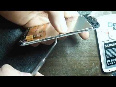 Samsung GT-S7262 - Замена Сенсорного экрана(Тачскрин)