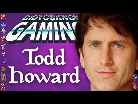 Todd Howard: From Movie Games to Skyrim - Did You Know Gaming? Feat. Furst