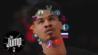 The comeback story of Rockets' Gerald Green | The Jump | ESPN