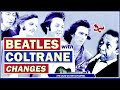 A Beatles Song with Coltrane Changes (Chord Melody Lesson)