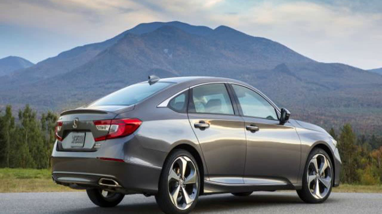 2018 Honda Accord All Wheel Drive Autoblog