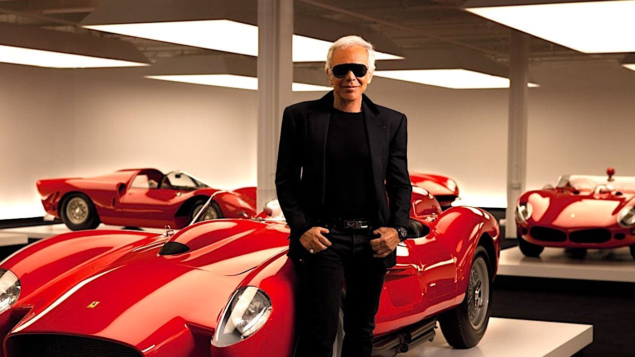 Ralph Lauren Amazing 350 Million Dream Garage Video