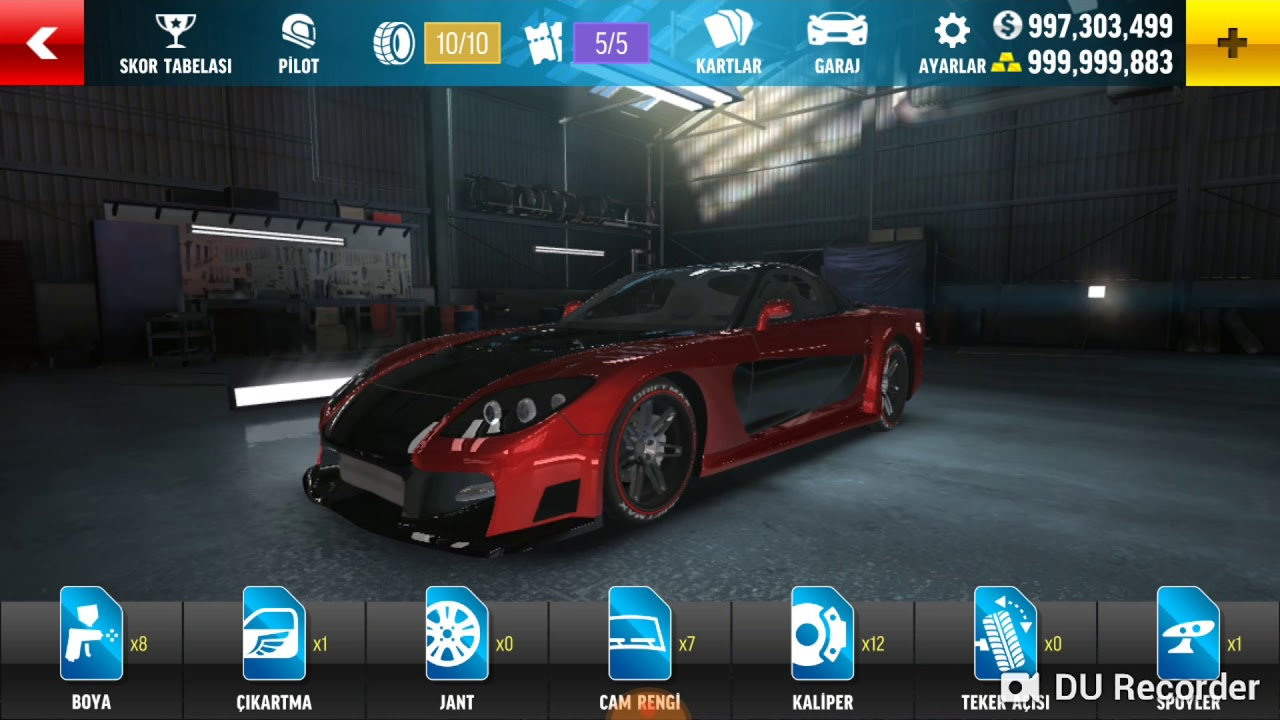 Drift Max Pro V1571 Money Hack Para Hileli Youtube