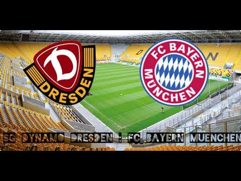 Ganzes Spiel Sg Dynamo Dresden Fc Bayern München 13