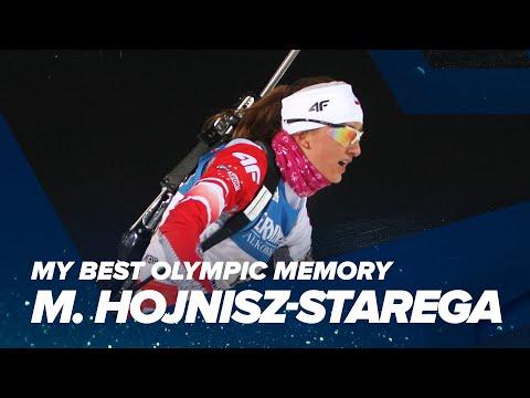 Olympic Memories: Monika HojniszStarega