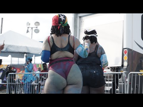 NEW Video - SSS Blue Miami Carnival 2019 Jouvert Expectations CarnivalPS Miami Carnival Jouvert 2018