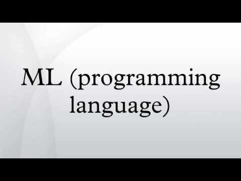 ML (programming language)