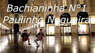 Bachianinha N°1: Duo Pace - Tencati Corino