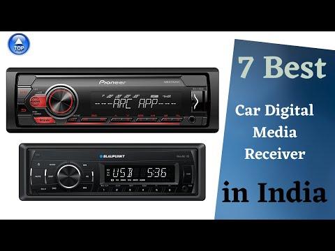 7 Best Budget Car Digital Media Receiver in India Online