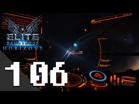 Learning to Fight the New AI - Elite: Dangerous Horizons - Episode 106
