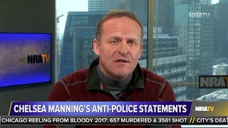"""Chelsea Manning Says """"F**k the Police."""" Will the Left Condemn?"""
