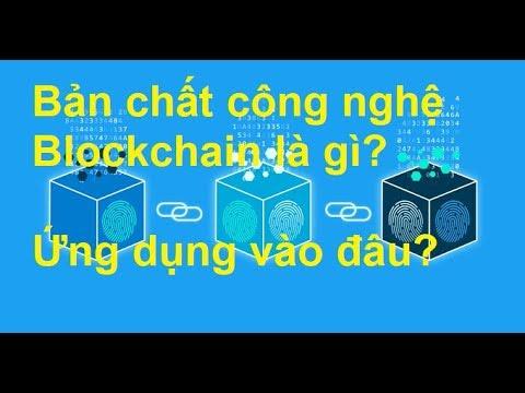 Kiến Thức Bitcoin 6: Công Nghệ Blockchain Là Gì? (Giải Thích Dễ Hiểu) Bitcoin Là Gì?