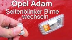 Opel Corsa D Blinker