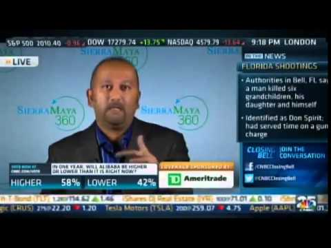 Amish Shah discusses the Alibaba IPO