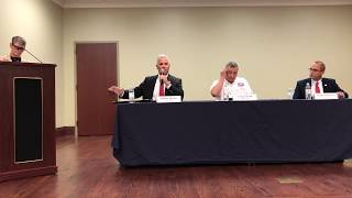 Lincoln Parish Sheriff candidate forum