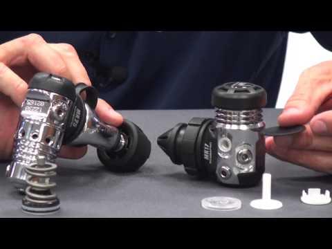 Regulators | SCUBAPRO Diaphragm vs. Piston First Stages