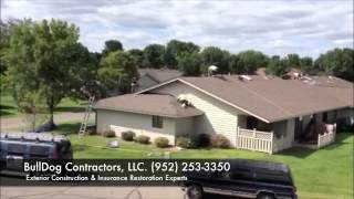 Sunridge Townhomes - St. Cloud, Minnesota Roofing By Bulldog Contractors, Llc.