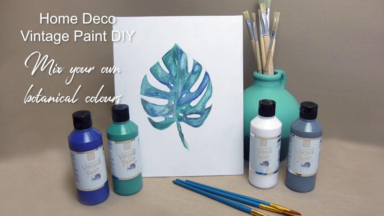 Uitgelezene Home Deco | krijtverf, vernis en modelling clay | Action JV-32