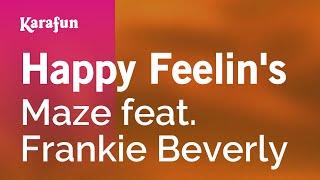 Karaoke Happy Feelin