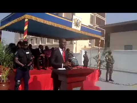 Zenith Bank Ghana Head Office Commissioning - Short Version