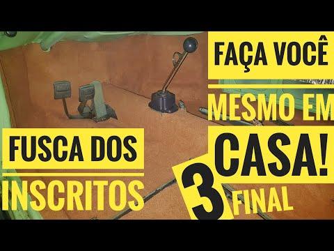 CARPETE DO FUSCA EM CASA PARTE - 3