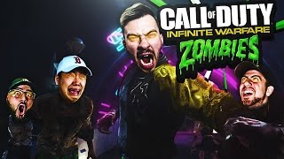 TEAM ALBOE ZOMBIES #1 | Call of Duty Zombies Funny Moments (COD Infinite Warfare)