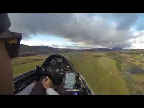 Aboyne & Portmoak 2016 Scottish Wave, 21,000ft!